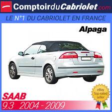 Capote Saab 9.3 cabriolet - Alpaga Twillfast® ll