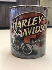 Harley Davidson Rusty Retro Mug