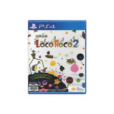 LOCOROCO 2 Playstation PS4, 2017 Chinese English Factory Sealed