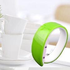 Fashion Women Men Sport Date Waterproof LED Plating Bracelet Digital Wrist Watch