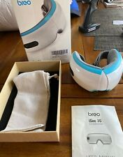 Breo iSee 3S Electric Eye Temple Massager Slightly Used NO CHARGING CORD