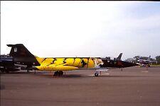 Original colour slide F-104S spcl. MM6764/53-04 of 53 Stormo Italian Air Force