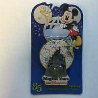 WDW Walt Disney World Resort 35th Anniversary Tinker Bell - Disney Pin 51408