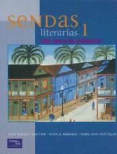 SENDAS LITERARIAS 2E LEVEL 1 STUDENT EDITION 2001C, PRENTICE HALL, Good Book