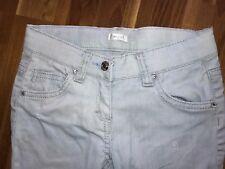 coole Jeans von Microbe hell tolle Waschung 5 Jahre 104, 110