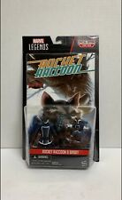 Marvel Legends 2 Pack Rocket & Groot Action Figures & Special Edition Comic Book