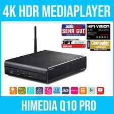 Himedia Q10 PRO 4K UHD HDR10 & 3D Android TV Box / Smart TV / MKV Media-Player