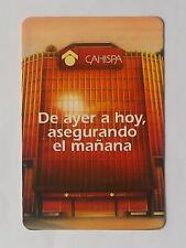 CALENDARIO CAHISPA SEGUROS. AÑO 1993.