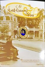 Walt Disney & You Pin (Blue) - Cast Member Exclusive - Disney University