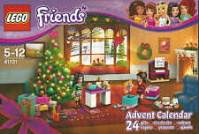LEGO  FRIENDS 41131   2016 ADVENT CALENDAR New Nib Sealed