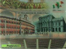 Francobolli della Repubblica italiana argento