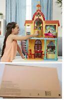 Disney Elena of Avalor Royal Castle 3+ Toy Play Doll House Dollhouse Playset Fun