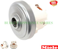 Genuine Miele S5211 S5261 Motor For Vacuum cleaner 7890580 4-Pin MRG408 1600W
