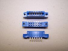 COMMODORE 64/128/CBM/vic-20 Cassette Port Edge  Connector      solder eyelet