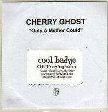 (BR605) Cherry Ghost, Only A Mother Could - DJ CD