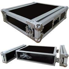 "2 Space 2u 15"" Deep ATA Rack Case 3/8"" Ply RESELLER'S DREAM 25% OFF SALE!"