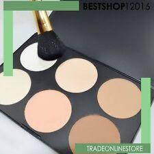 Blush Italia Palette 6 Ciprie / Terra | Make Up Viso Cipria Estetica Trucco