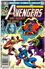 Avengers (1963) #220 VF+ 8.5