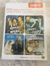 TCM Greatest Classic Films Collection: Comedy (DVD, 2009, 2-Disc Set)