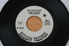 LIVING DAYLIGHTS Let's Live For Today/I'm Real 45 Freakbeat Psych HEAR