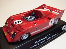 SRC Alfa Romeo 33TT12 Targa Florio #61973 1:32 Slotcar Autorennbahn SRC00801