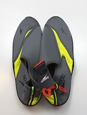 Speedo Mens Surfwalker Pro 3.0 Grey/Yellow Water Swim Beach Shoes Size 13