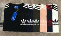 Adidas Originals Retro California / Trefoil Short Sleeve Crew Neck Mens T-Shirt