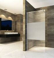 100 140 x 200 glas duschwand duschkabine duschabtrennung dusche duschtrennwand ebay. Black Bedroom Furniture Sets. Home Design Ideas