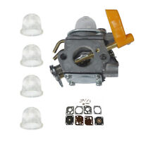 Carburetor Assembly kit Fit Ryobi Homelite 26cc 30cc Trimmer 308054003 ZAMA