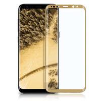 3D Panzer Glas für Samsung Galaxy S8 Plus Display Schutz Folie Full Screen Cover