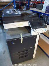 Konica Minolta Bizhub C360 Color Farbkopierer Scanner Drucker LAN USB - NO POWER
