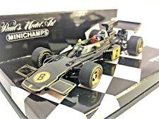 Mini Champs Lotus 72 1972 E. Fitipaldi 1:43 Scale Die Cast Race Car Loose EUC