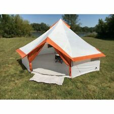 Ozark Trail 8 Person Yurt Camping Tent Entire Family Backyard Outdoor Tent C1