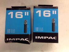 """2x 16"""" Inner Tubes 1.5"""" to 2.25"""" Wide"""