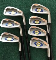 Napa Auto Parts 75th anniversary Golf Club Set RH Irons 4-PW Maraging Face