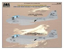 AOA decals 1/32 VA-75 SUNDAY PUNCHERS (2) - A-6E Intruders Cold War Desert Storm