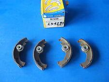 Mâchoires de freins avant MGA pour: Fiat: 126 600cm3, 500 tous types