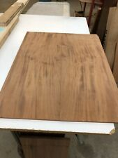 "Mahogany Lumber Old Growth Purchased In 1970 Bookmatched  .300""Thick X 24""Wide"