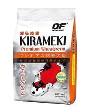 Ocean Free Kirameki Premium Wheatgerm Koi Large Pellet Fish Food 1Kg