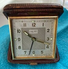 Vintage ENICAR Travel Clock