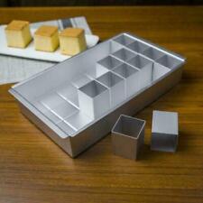 DIY Cake Baking Mould Alphabet Letter Number Tins Pan Aluminum Alloy Mold Gadget