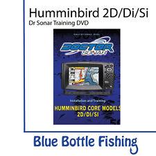 Dr Sonar - Humminbird 2D / Di / Si Training DVD