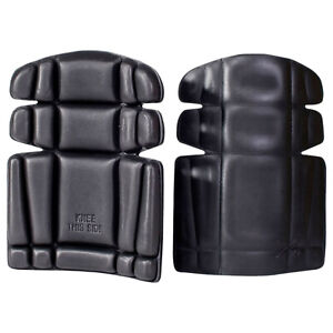 WORK WEAR KNEE PADS PAIRS FOR TROUSER INSERTS SAFETY FOAM PROTECTORS KNEE GUARD