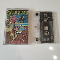 GREEN JELLY CEREAL KILLER SOUNDTRACK CASSETTE TAPE BMG ZOO 1992