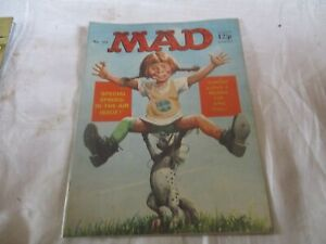 MAD MAGAZINE U.K. EDITION No 121 SPECIAL SPRING IN THE AIR ISSUE