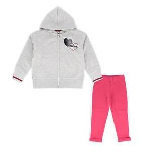 PRIMIGI Suit Hooded Tracksuits Set Girl Sport & School