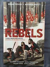 Rebels Tradepaperback From 2015 Revolutionary War