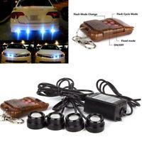 Hawkeye 4 In 1 Remote Control Emergency LED Warning Lamp Car Strobe Lights