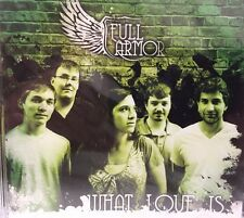 Full Armor What Love Is CD New in Package (NIP)