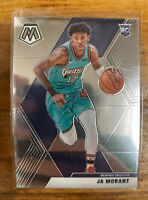 2019-20 Panini Mosaic Ja Morant Rookie Base #219 Memphis Grizzlies ROY HOT!! .99